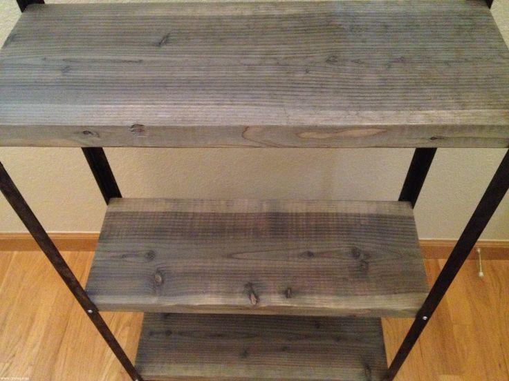 DIY- Our Favorite Homemade Wood Stains apple cider vinegar steel wool coffee tea6