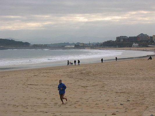 playas Sardinero Santander
