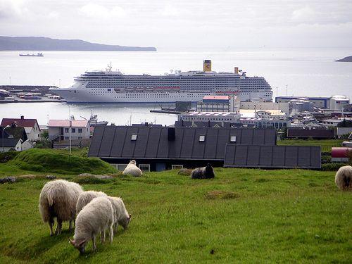 Costa Atlantica, Torshavn, Faroe Islands