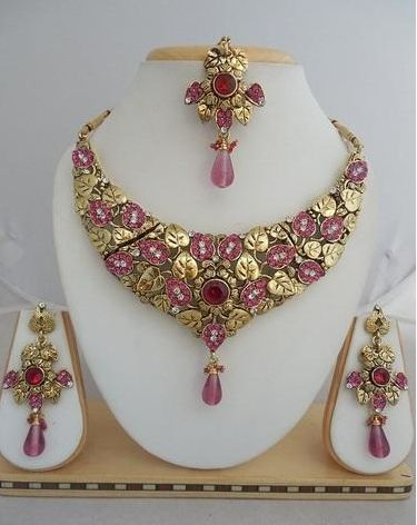 Pink Fashion Jewellery