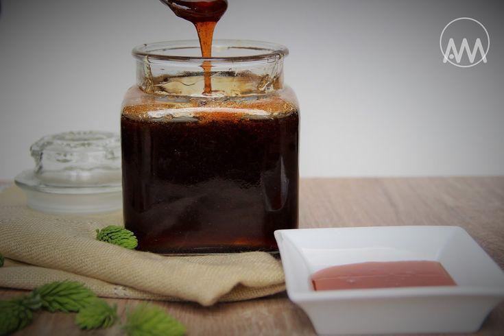 """V kuchyni vždy otevřeno ...: """" Med """" ze smrkových výhonků"""