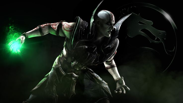 Mortal Kombat X - Meet Quan Chi - MOUSE n JOYPAD