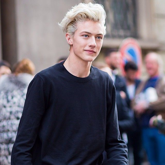 Paul Craddock (2016 - August 2017) Lucky Blue Smith (Current)