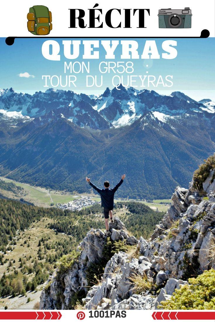 Information concernant le tour du Queyras, Gr58. Récit tour du Queyras sur le trek du gr58 #queyras #france #randonnée #trek #outdoor #montagne