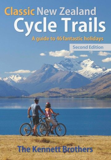 "Bike trails around NZ - ""really good, it starts getting you ready for summer"" - Louise"