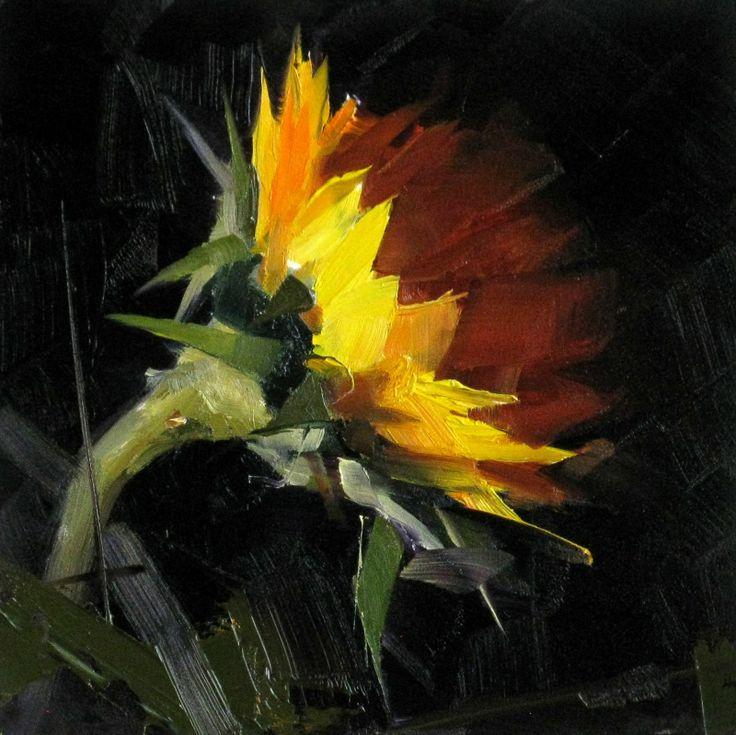 Qiang-Huang - Sunflower Study 2
