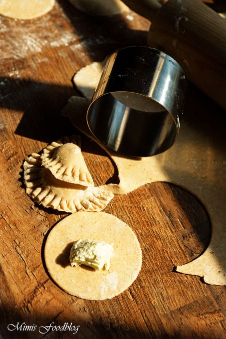 Dinkelvollkorn-Ravioliteig ohne Ei <3                                                                                                                                                                                 Mehr