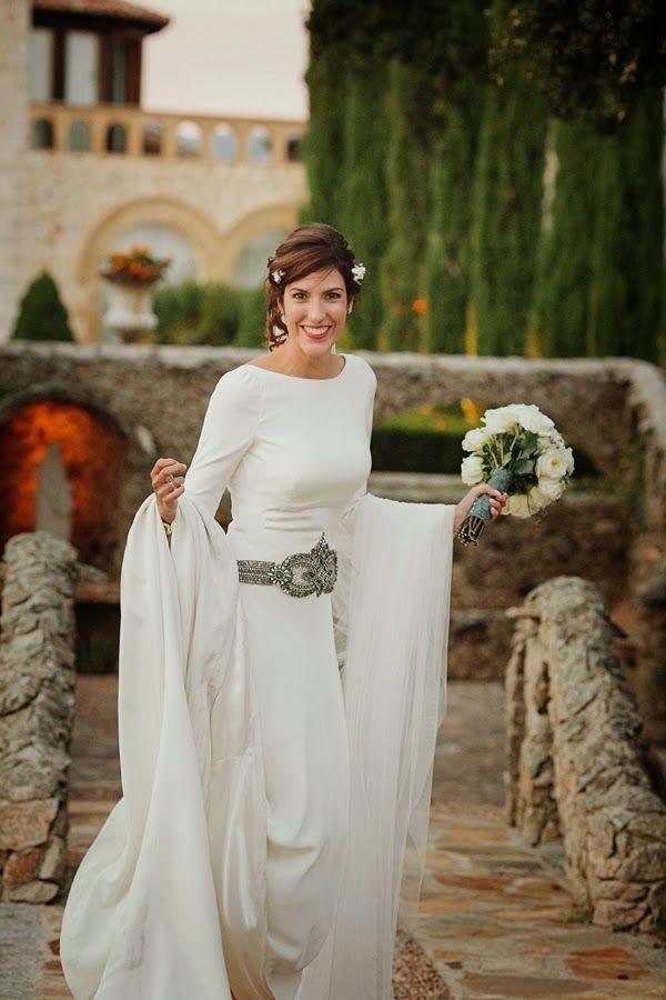 Vestidos boda mujer madrid