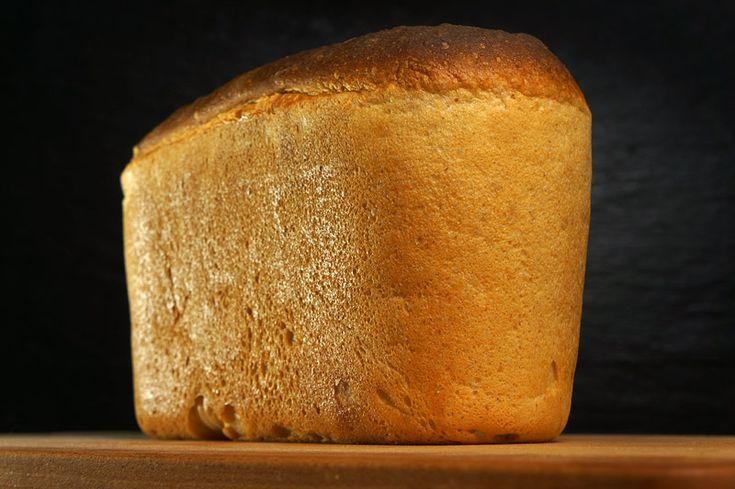 Хлеб из муки в/с на большой опаре без залива