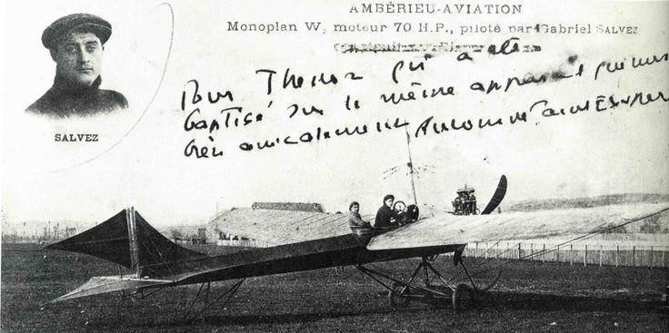 IWC Schaffhausen | International Watch Company | Experiences | 100TH ANNIVERSARY OF ANTOINE DE SAINT-EXUPÉRY'S FIRST FLIGHT