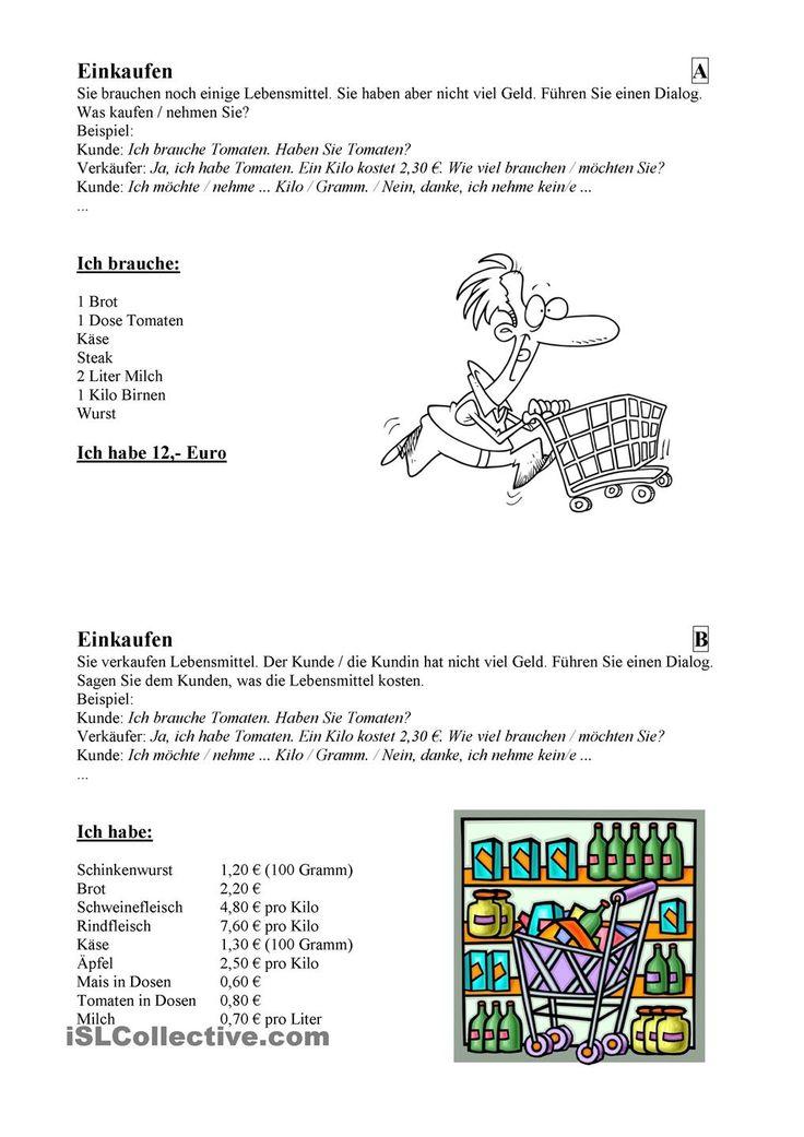 71 besten arbeitsbl tter bilder auf pinterest deutsch lernen sprachen und grundschulen. Black Bedroom Furniture Sets. Home Design Ideas