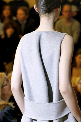 Jil Sander @Courtney Baker Baker LaLa + form