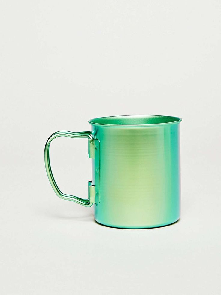 Iridescent Moscow Mule cup