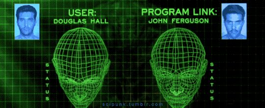Consciousness transferring… The Thirteenth Floor (1999) - Cyberpunk Movies & Neon Lights
