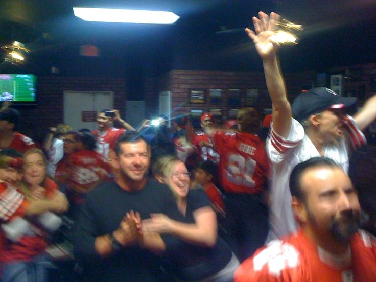 Arizona 49er Bar