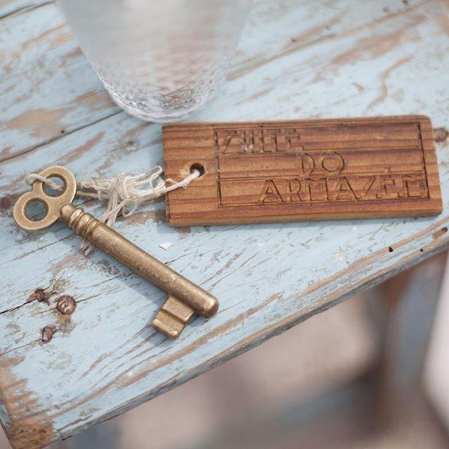 Vintage key.