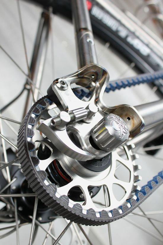 (CNC Machined ~ Gearing)
