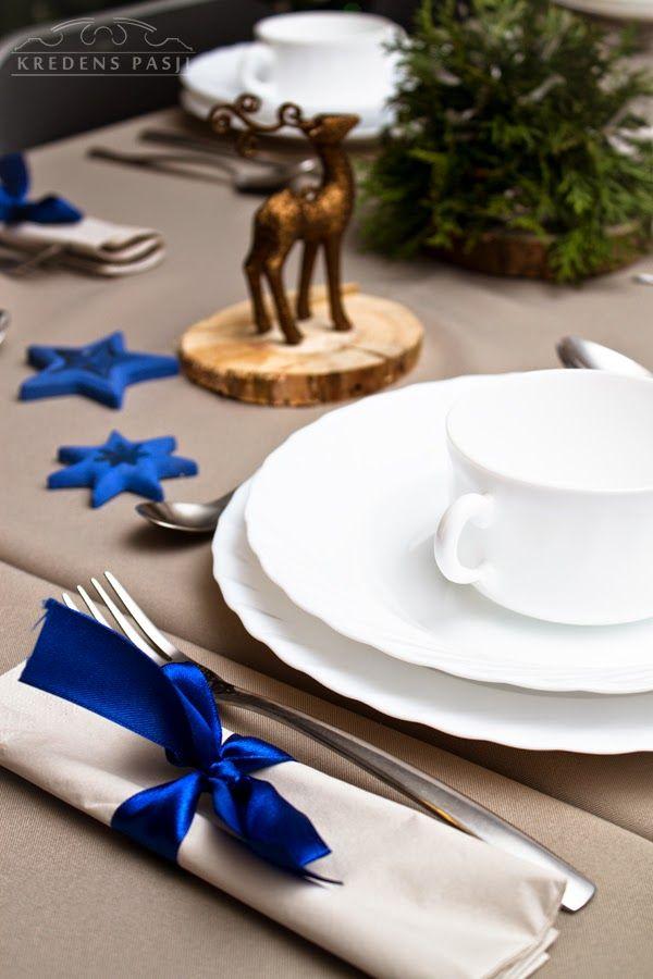 tegoroczna dekoracja stołu