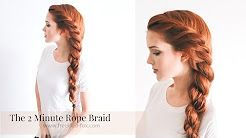 How to: Easy Pulled Dutch Braid Tutorial| Pretty Hair is Fun - YouTube