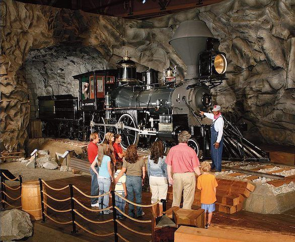 Take a trip to some of the coolest train museums around the U.S.  At the end of the day, the kids will be begging the conductor (you) for another tour or two.