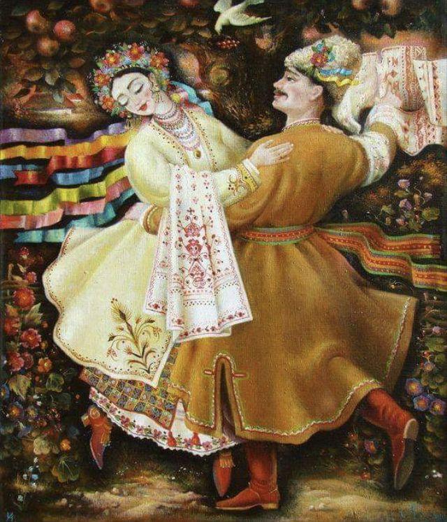 Старые открытки украины, идеальному мужчине