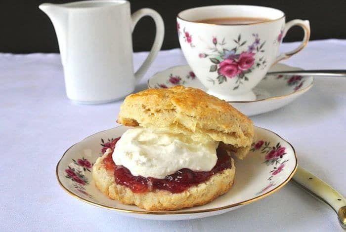 The history of afternoon tea is quite the story and a great read and a great recipe for clotted cream for afternoon tea.