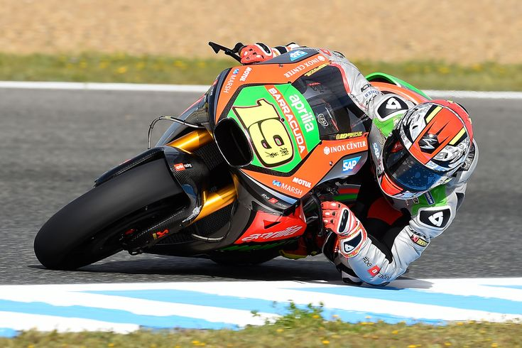 From Vroom Mag... Alvaro Bautista improves throughout Jerez practice