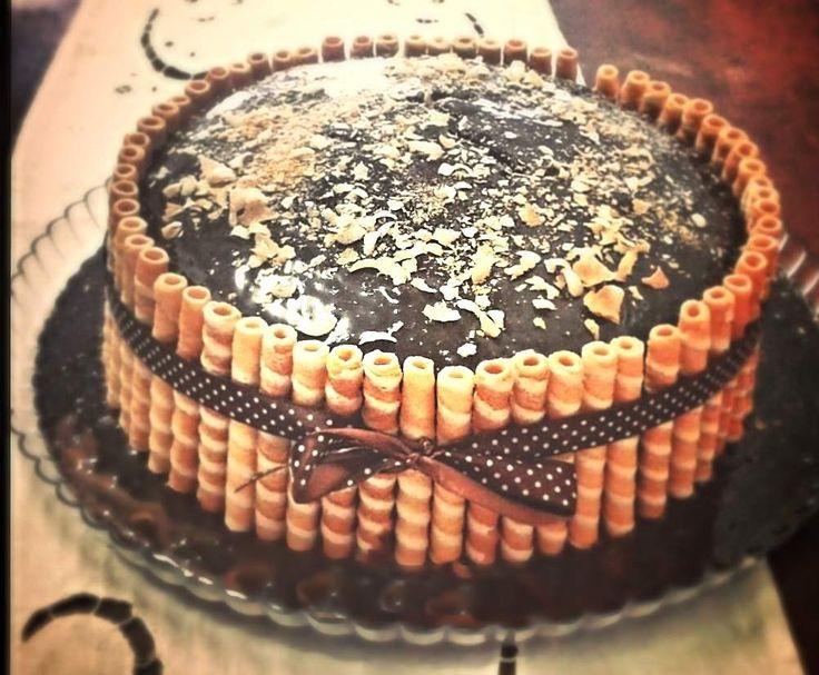 Receita Nega Maluca-O melhor bolo de chocolate do mundo por hator1977 - Categoria da receita Bolos e Biscoitos
