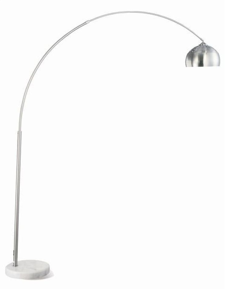 75410201CR by Eztia in Winnipeg, MB - Arc Lamp Chrome and Marble