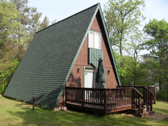 Etonnant Castle Rock Lake Adams Friendship Wisconsin Cabin