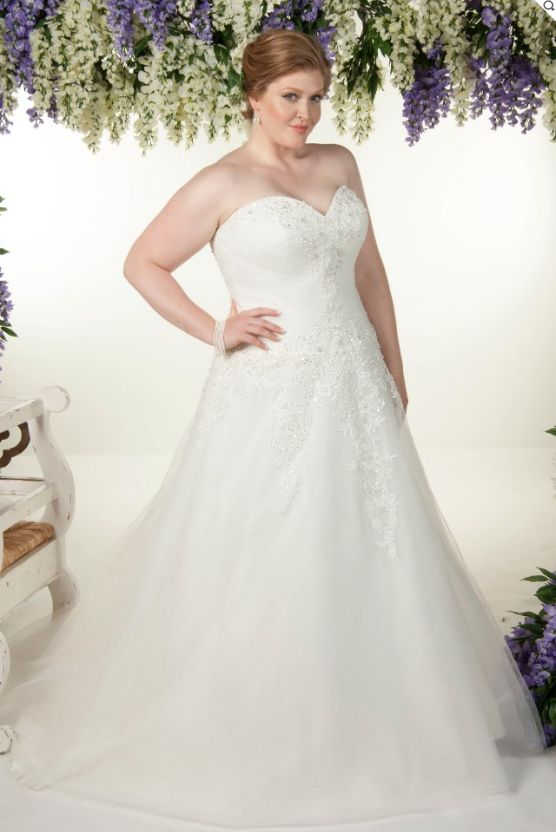 Wedding Gown ~ Callista Vienna -