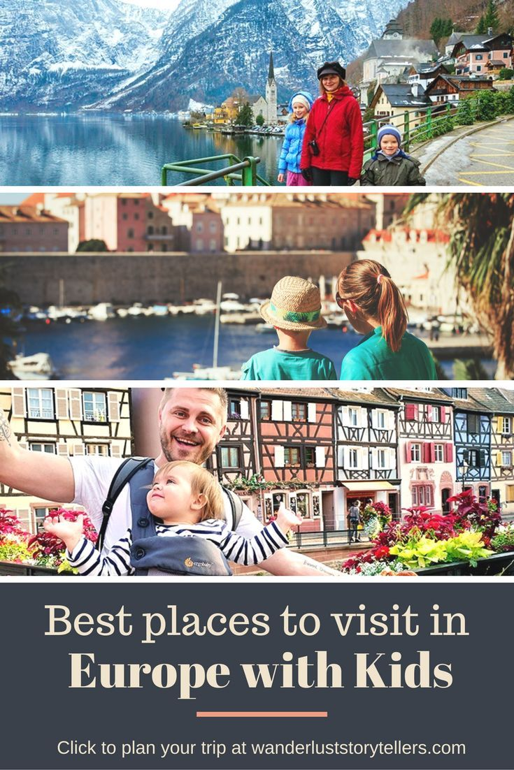 Click to see top European holiday destinations for families! Plus receive a FREE eBook! ................................................................................................................  Family Holiday Destinations | Family Vacation Ideas | Travel with Kids in Europe | Where to go in Europe with Kids | Family Travel Bloggers #europetrip #familytravel #familytravelblogger