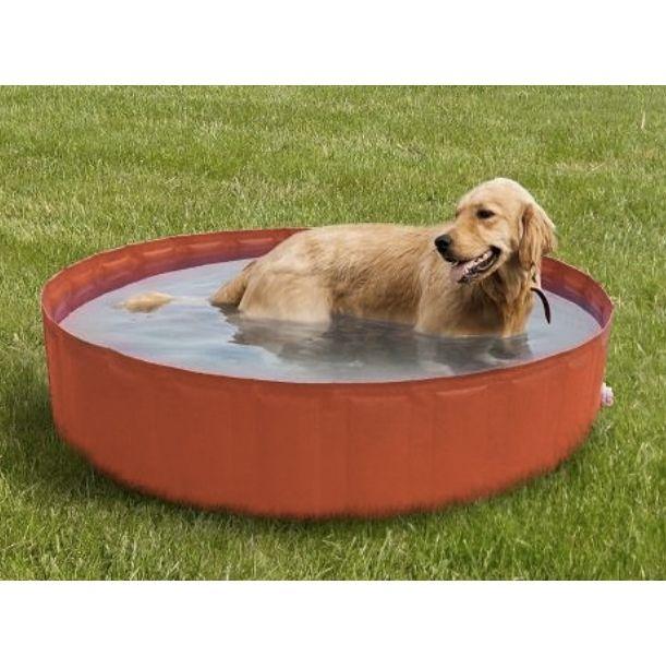 Piscinetta per cani MYDOG POOL 140 in plastica