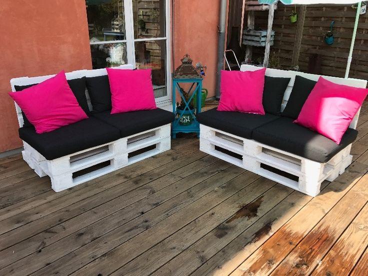 Die 25+ Besten Ideen Zu Paletten Möbel Für Draußen Auf Pinterest ... Die Richtigen Mobel Fur Die Terrasse