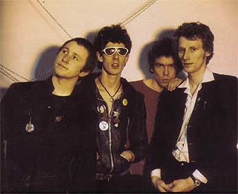 The Vibrators - History of Early UK punk rock band.