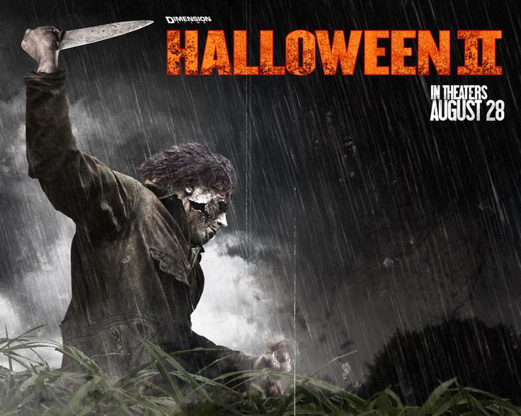 Halloween 2 Rob Zombie