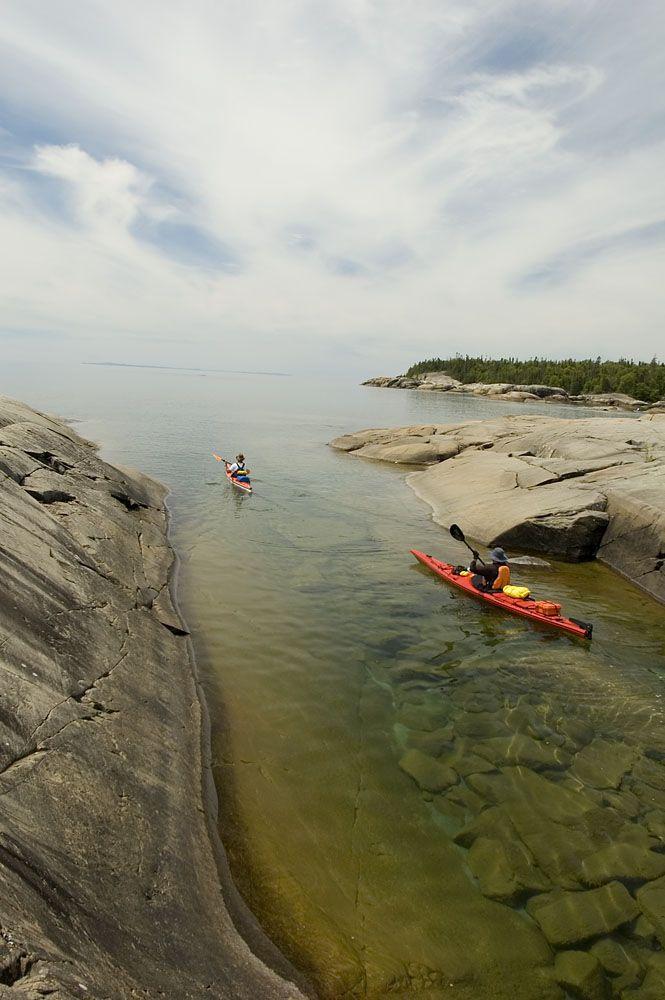 Near the Dog River on Lake Superior. J Smedley Image