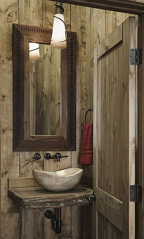 Zillow Rustic Bathrooms: 1000+ Ideas About Rustic Powder Room On Pinterest