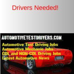 Test Driving Job #Jacksonville #FL #Hiring #Nowhiring