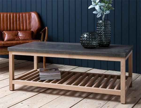 Gallery Hudson Living Brooklyn Rectangular Coffee Table in Solid French Oak and Concrete - See more at: https://www.trendy-products.co.uk/product.php/8670/gallery_hudson_living_brooklyn_rectangular_coffee_table_in_solid_french_oak_and_concrete#sthash.J9jvZAqc.dpuf