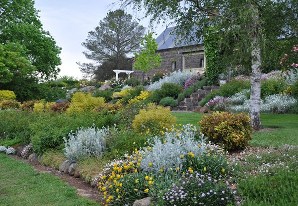 26 best images about home gardening on pinterest front for Australian country garden design