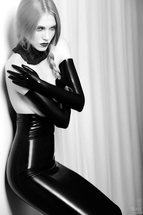 Fetish Clothing · Shiny · Latex · Rubber · Gothic · Pinup · Punk #fetiwear
