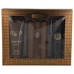 Cuba Prestige Gold By Cuba