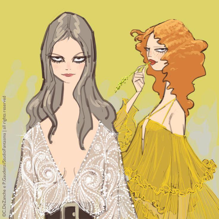 Cavalli_fw1617 - a view on fashion shows