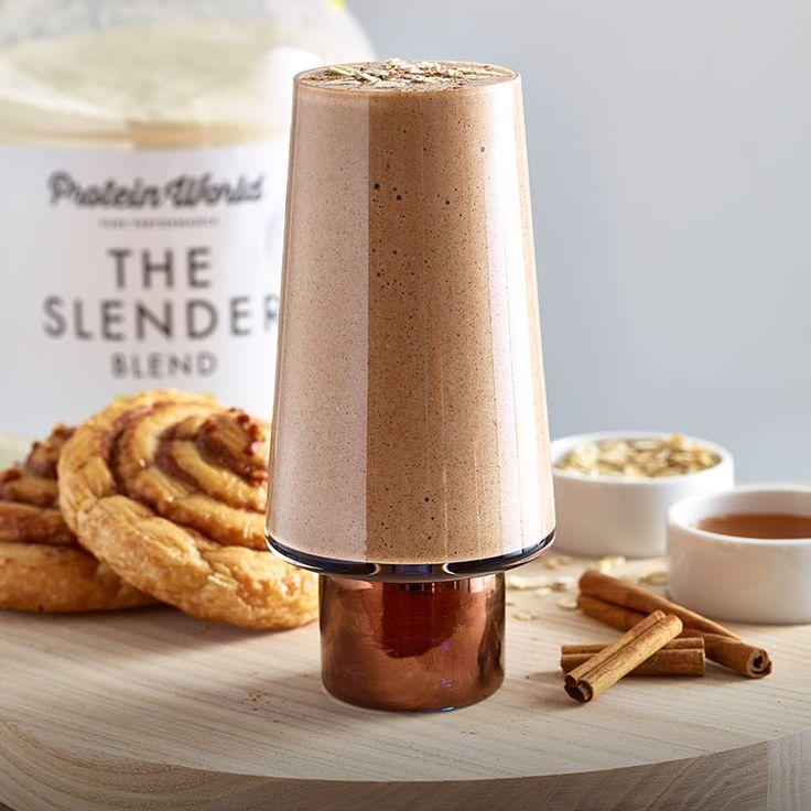 Protein World - Cinnamon Bun smoothie