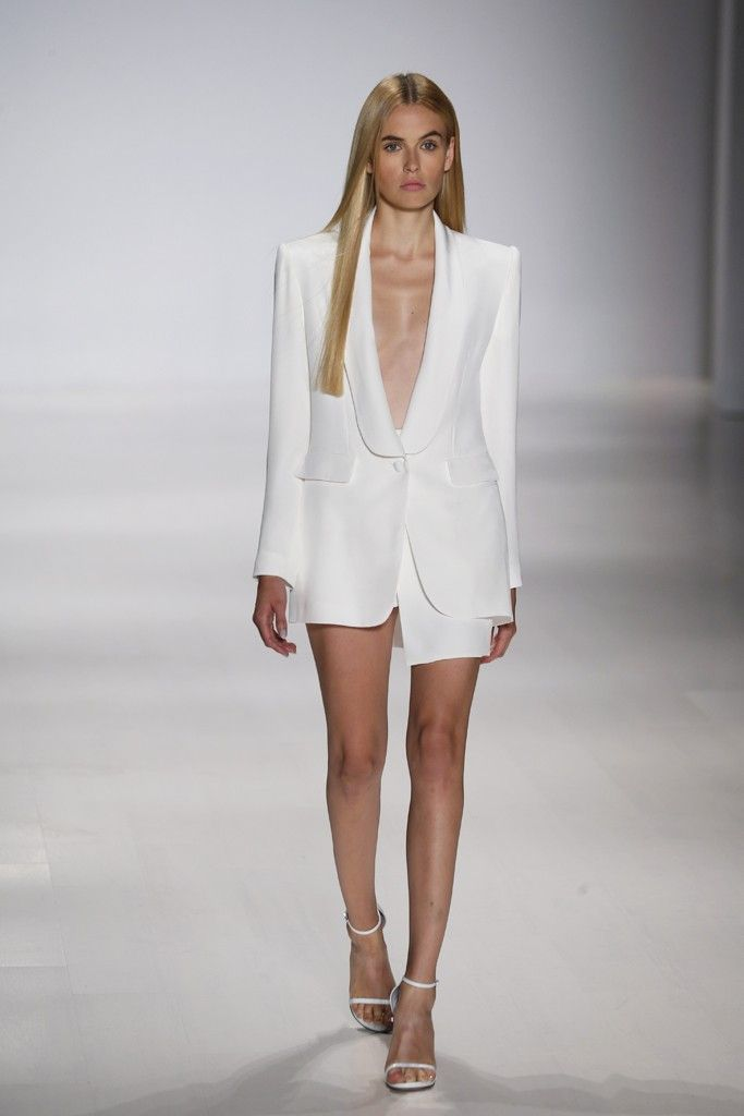 August Getty RTW Spring 2015 Photo by George Chinsee