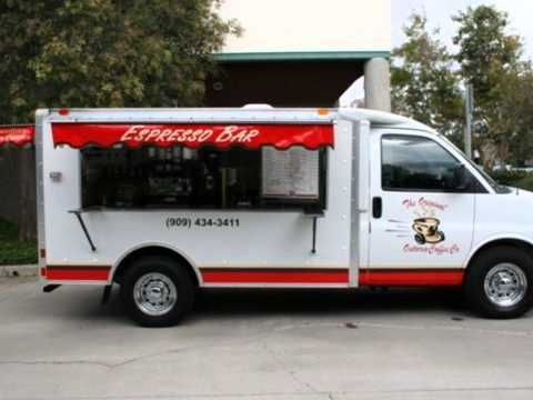 Coffee Truck For Sale 909 4343411