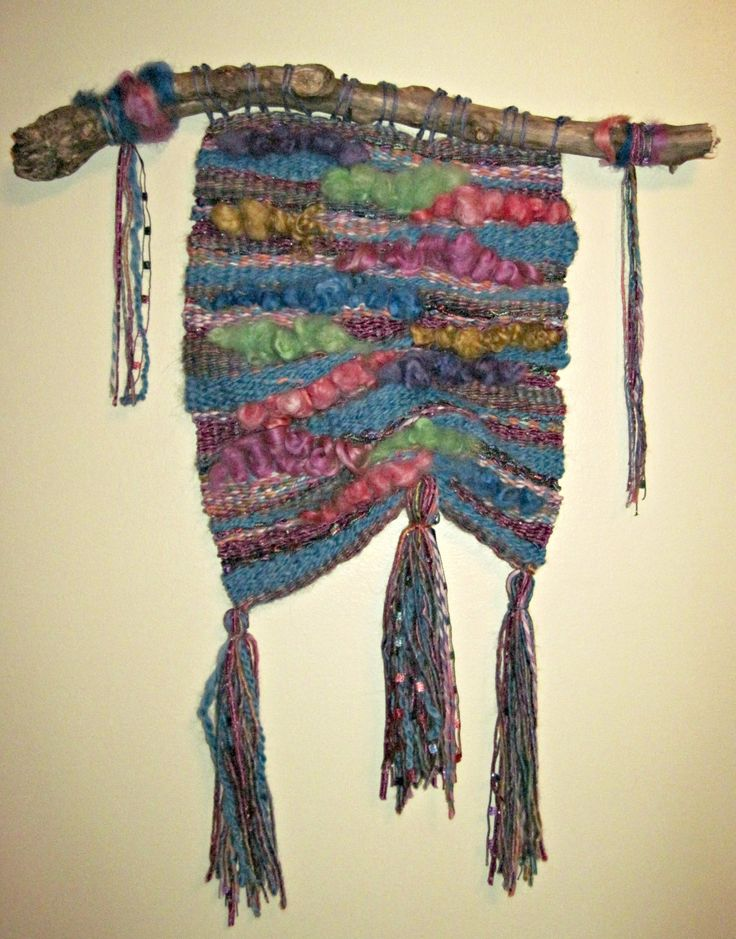 Weaving by Connie Simonson