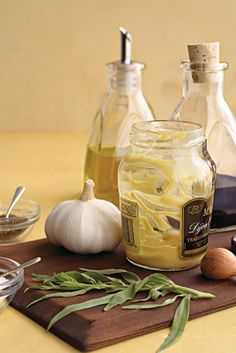 """Make """"Bottom of the Mustard Bottle"""" Vinaigrette 