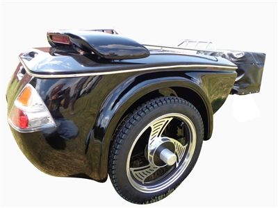 Discovery Motorcycle Trailer | Pull Behind Motorcycle Trailer | Cargo Motorcycle Trailer